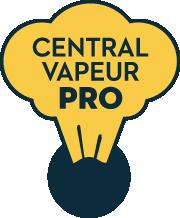 logo central vapeur pro